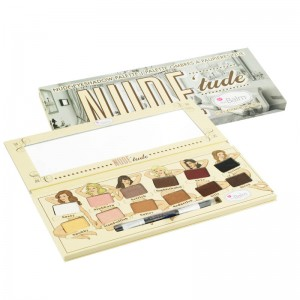 The Balm - Lidschattenpalette - Nude Tude Girls
