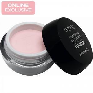 Catrice - Primer - Online Exclusives - Illuminating Pudding Primer - C01 Rose