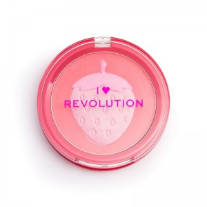 I Heart Revolution - Rouge - Fruity Blusher Strawberry