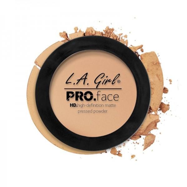 L.A. Girl - Puder - Pro Face - Matte Powder - Nude Beige