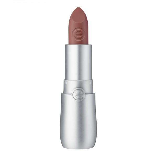 essence - Lippenstift - velvet matte lipstick 01