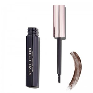 Makeup Revolution - Augenbrauenfarbe - Brow Tint - Taupe