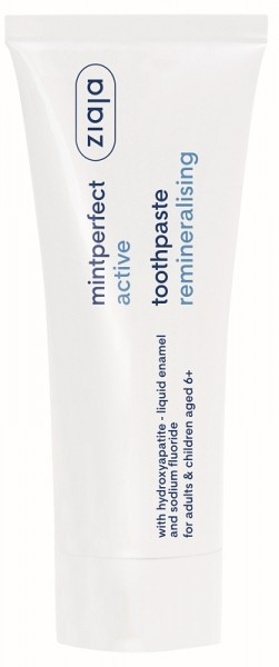 Ziaja - Zahnpasta - Mintperfect Active Remineralising Toothpaste