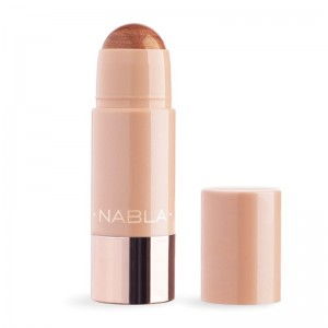 Nabla - Highlighter - Denude Collection - Glowy Skin Highlighter - Nude Job