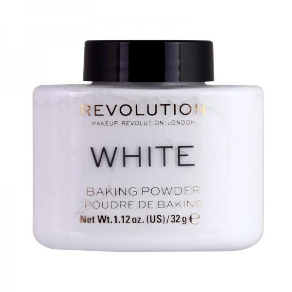 Revolution - Loose Baking Powder - White