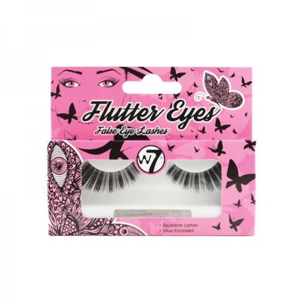 W7 Cosmetics - Falsche Wimpern - Flutter Eyes - False Eye Lashes - 04