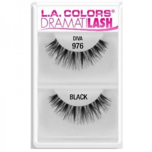 LA Colors - Falsche Wimpern - Dramatilash Eyelashes - Diva