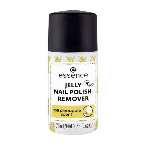 essence - Nagellackentferner - jelly nail polish remover