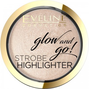 Eveline Cosmetics - Highlighter - Highlighter Glow And Go - 01