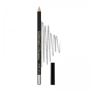 L.A. Girl - Eyeliner - Perfect Precision Eyeliner - Metallic Silver