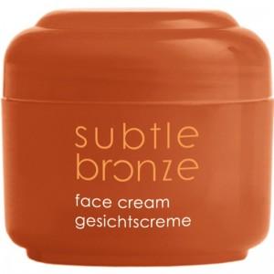 Ziaja - Gesichtspflege - Subtle Bronze Face Cream