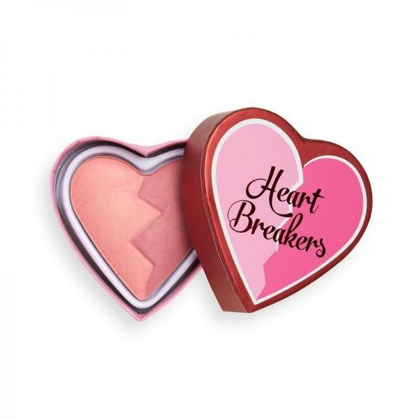 I Heart Revolution - Rouge - Heartbreakers Matte Blush - Independent