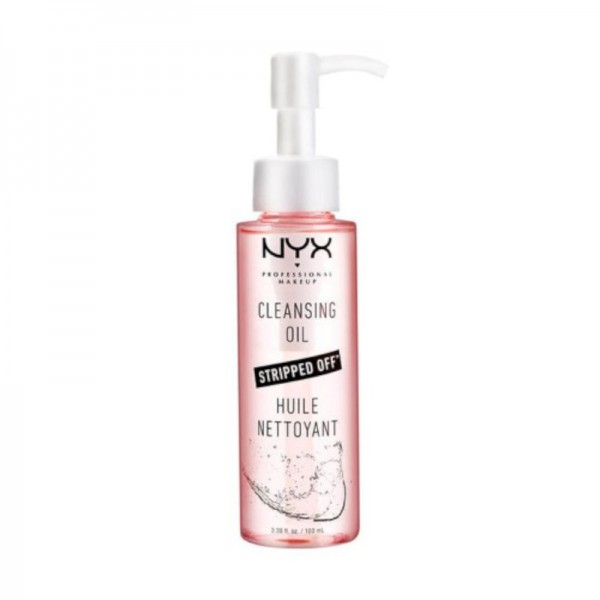 NYX - Makeup Entferner - Stripped Off Cleansing Oil