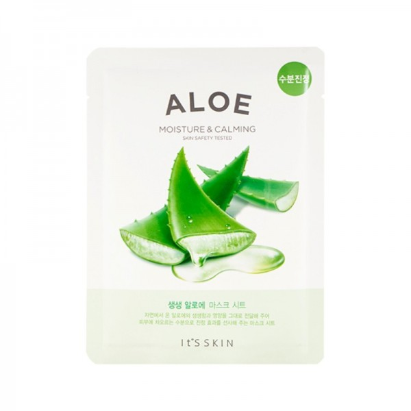 Its Skin - Gesichtsmaske - The Fresh Mask Sheet - Aloe
