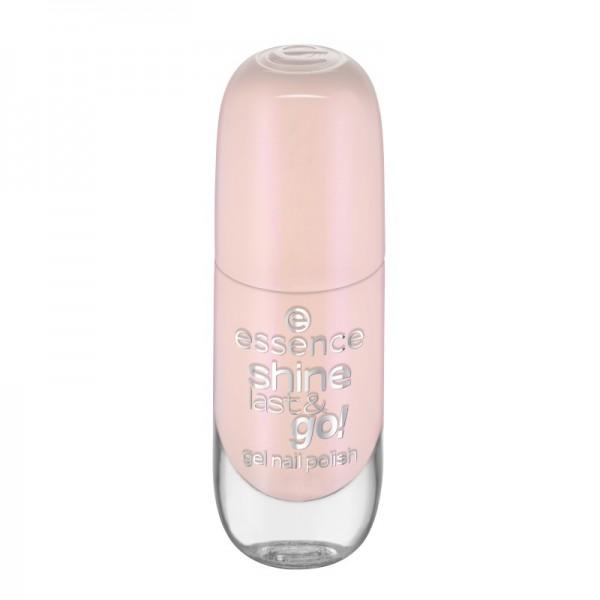 essence - Nagellack - shine last & go! gel nail polish 64 - Ready For It
