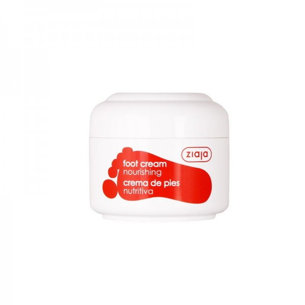 Ziaja - Foot Cream - Nourishing