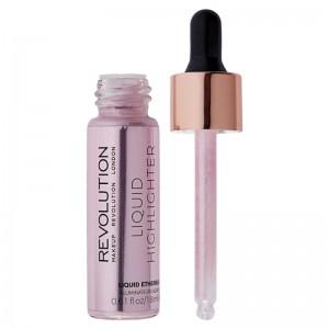 Makeup Revolution - Flüssiger Highlighter - Liquid Highlighter - Ethereal