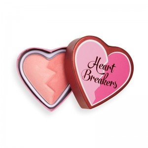 I Heart Revolution - Rouge - Heartbreakers Matte Blush - Brave