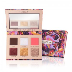 Nabla - Cutie Collection - Cutie Palette - Metropolitan
