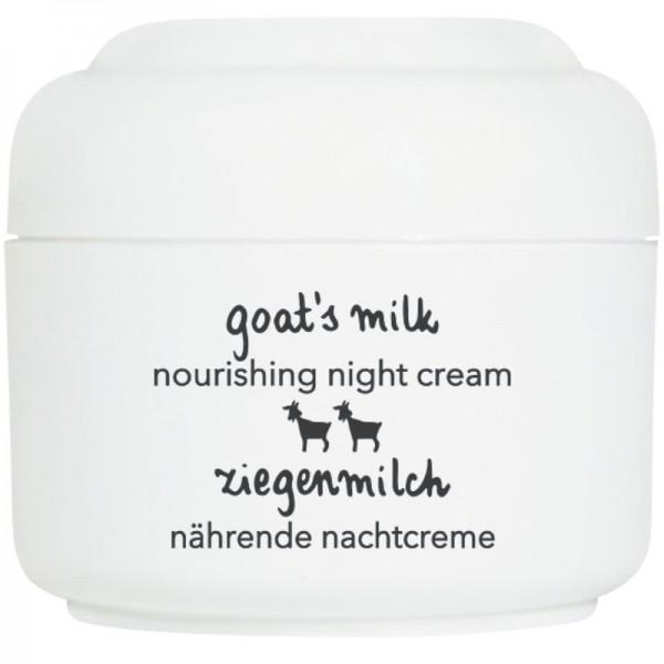Ziaja - Nachtcreme - Ziegenmilch Nourishing Night Cream