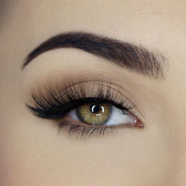 lenilash - 3D-Eyelashes - Black - Luxe