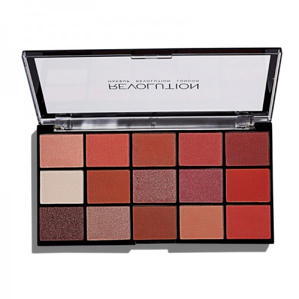 Makeup Revolution - Lidschattenpalette - Reloaded - Newtrals 2