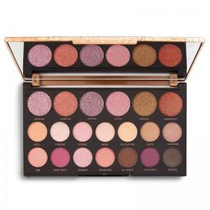 Makeup Revolution - Lidschattenpalette - Jewel Collection - Eyeshadow Palette - Deluxe