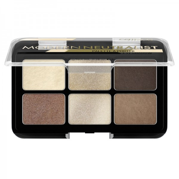 Catrice - Modern Neutralist Palette À Porter Eyeshadow 050 - Less Is More