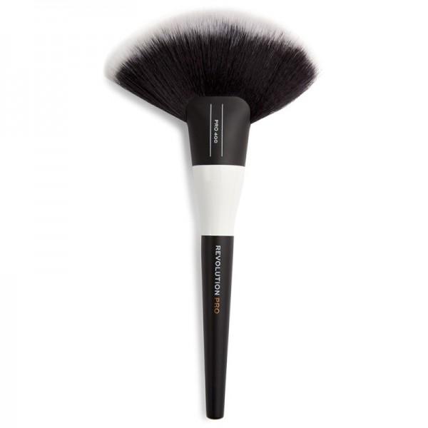 Revolution Pro - Kosmetikpinsel - 400 Extra Large Fan Brush