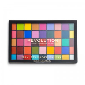 Revolution - Lidschattenpalette - Maxi Reloaded Palette - Monster Mattes