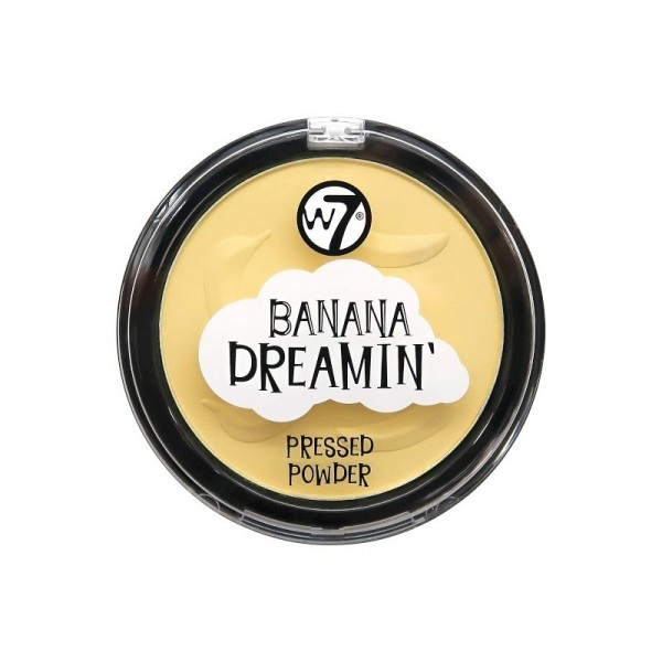 W7 - Puder - Pressed Powder - Banana Dreamin AYR