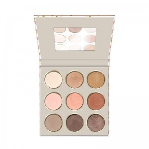 essence - Lidschattenpalette - follow your eyeshadow palette