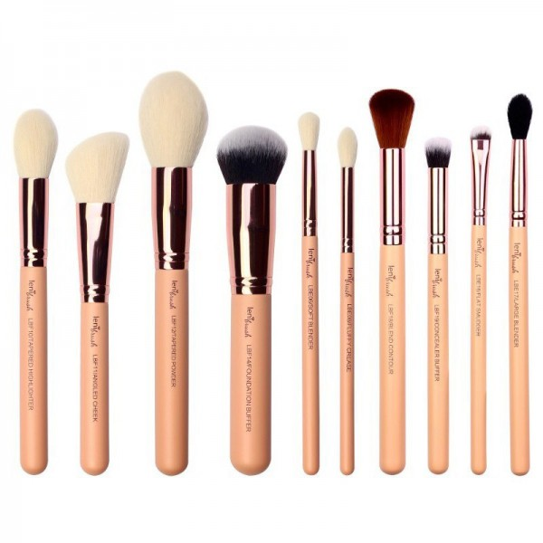 lenibrush - Kosmetikpinselset - Must-Have Set - The Nudes Edition