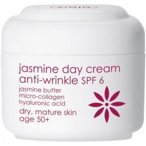 Ziaja - Tagescreme - Jasmine Day Cream Anti-Wrinkle SPF 6
