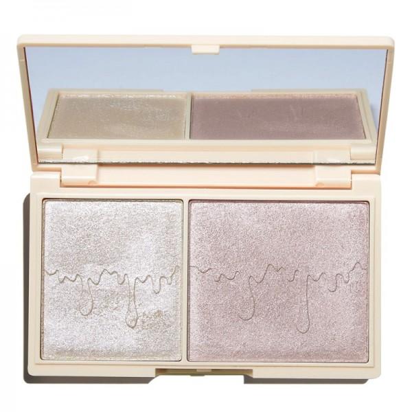 I Heart Revolution - Makeup Palette - Chocolate Elixir Glow - Mini Chocolate Palette