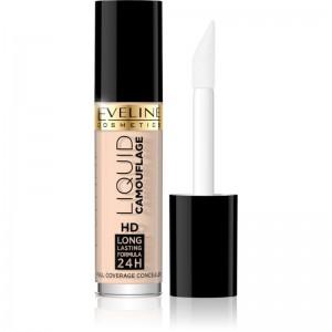 Eveline Cosmetics - Concealer - Liquid Camouflage - 01 Light