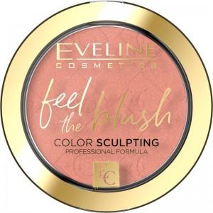 Eveline Cosmetics - Rouge - Feel The Blush - No 02 Dahlia