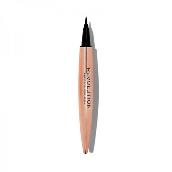 Makeup Revolution - Eyeliner - Renaissance Flick - Black