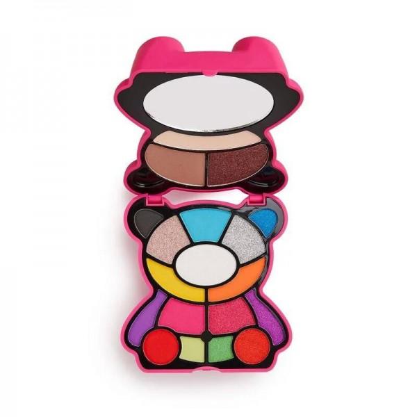 I Heart Revolution - Lidschattenpalette - Teddy Bear Palette - Lulu