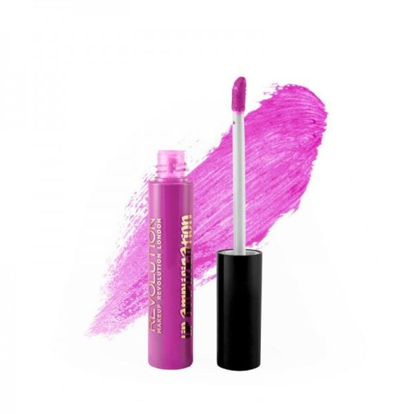 Makeup Revolution - Lip Gloss - Lip Amplification - High Voltage