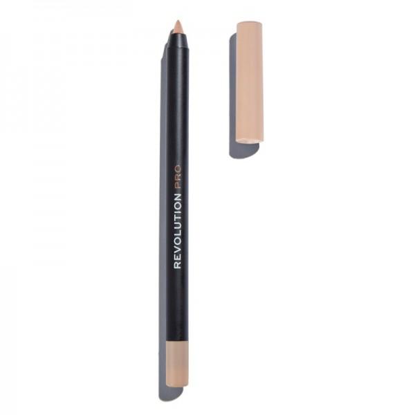 Revolution Pro - Eyeliner - Supreme Pigment Gel Eyeliner - Nude