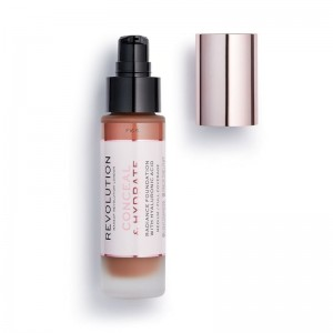 Revolution - Conceal & Hydrate Foundation - F16.5