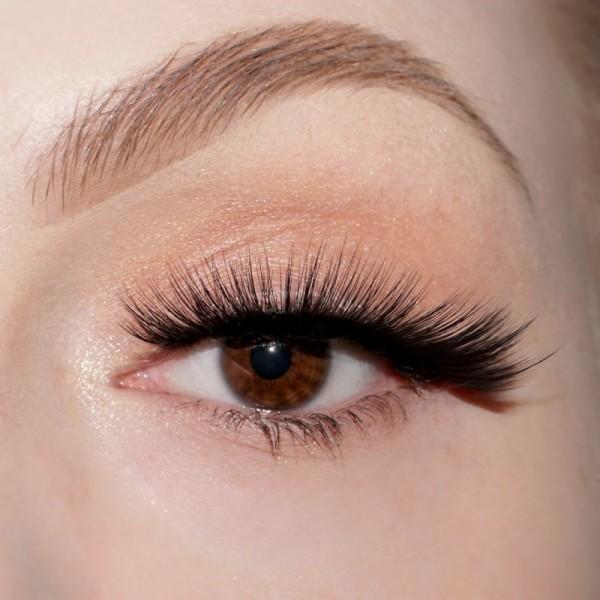 lenilash - 3D-Eyelashes - Black - Magic