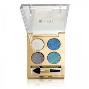 Milani - Eyeshadow Palette - Fierce Foil Eyeshine - Venice