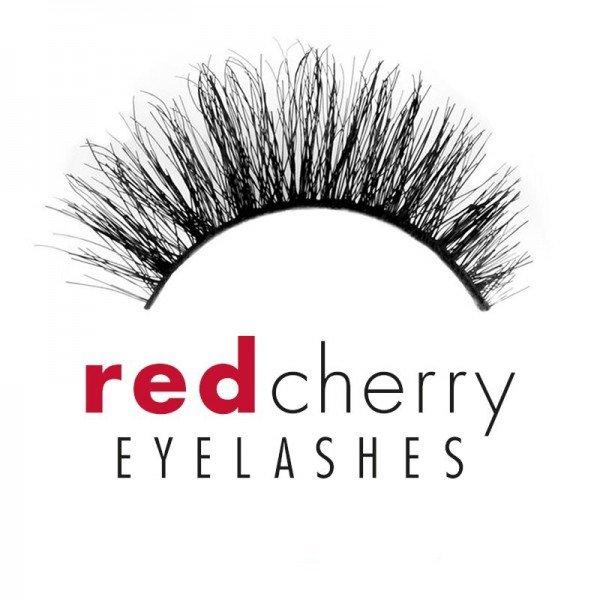 Red Cherry - False Eyelashes - The Night Out Collection - The Monroe - Human Hair