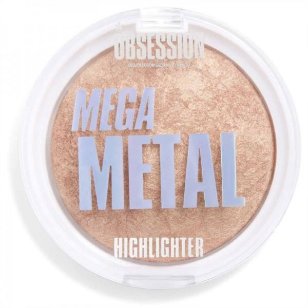 Makeup Obsession - Highlighter - Mega Metal Highlighter