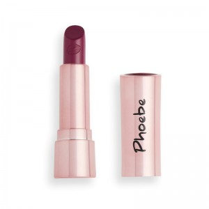 Makeup Revolution - Lippenstift - Revolution X Friends Phoebe Lipstick