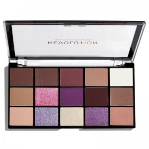 Makeup Revolution - Lidschattenpalette - Re-Loaded Palette - Visionary