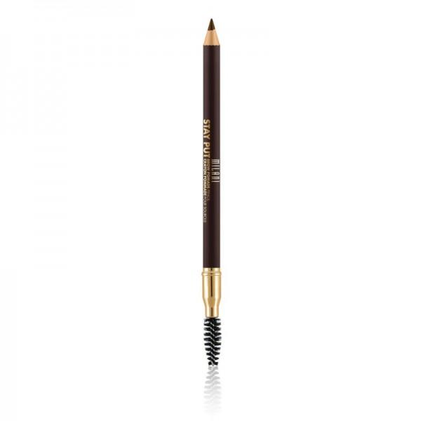 Milani - Eyebrow Pencil - Stay Put Brow Pomade Pencil - Dark Brown