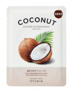 Its Skin - Gesichtsmaske - The Fresh Mask Mask - Coconut
